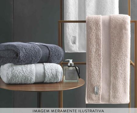 Toalha de Banho em Algodão Egípcio Egitto 530 g/m² - Rosa | WestwingNow