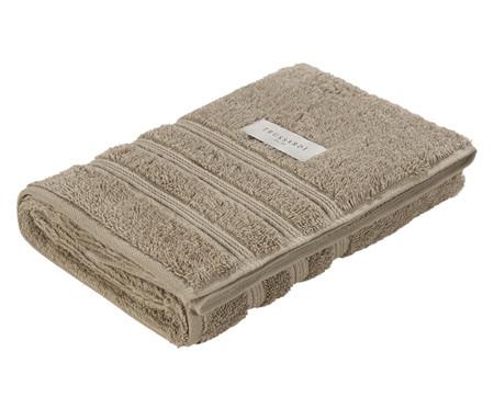 Toalha de Rosto Bernardi Taupe 500 g - Marrom | WestwingNow