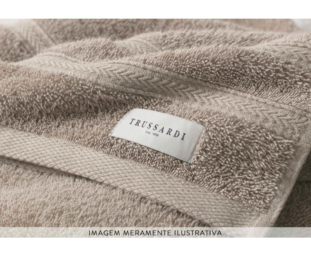 Toalha de Banho Nicolazzi 480 g/m² - Branca | WestwingNow