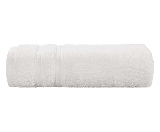 Toalha de Banho Nicolazzi 480 g/m² - Branca, Branco | WestwingNow