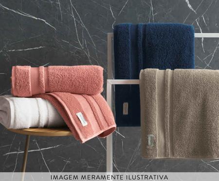 Toalha de Rosto Lorenzi 560 g/m² - Rosa | WestwingNow