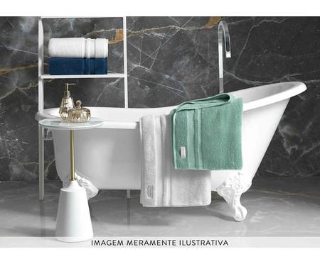 Toalha de Rosto Lorenzi 560 g/m² - Azul | WestwingNow