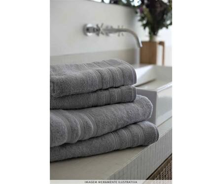 Toalha de Banho Bernardi Branco - 500 g/m² | WestwingNow