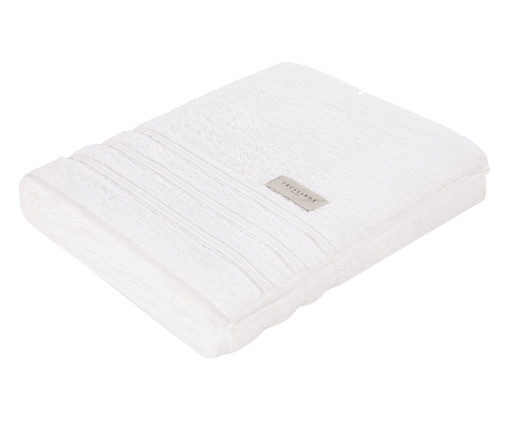 Toalha de Banho Bernardi Branco - 500 g/m², Branco | WestwingNow