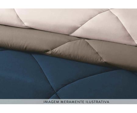 Edredom de Algodão 200 Fios Colore - Azul | WestwingNow