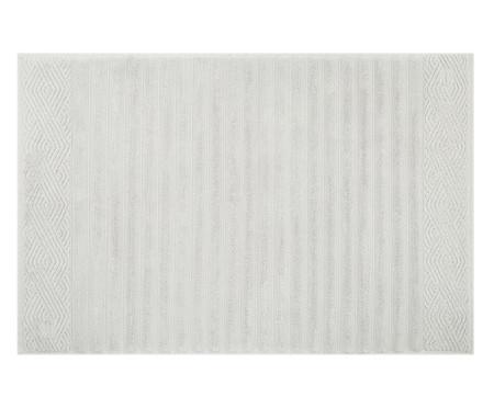 Toalha de Piso Ondulato Gelo - 720 g/m² | WestwingNow