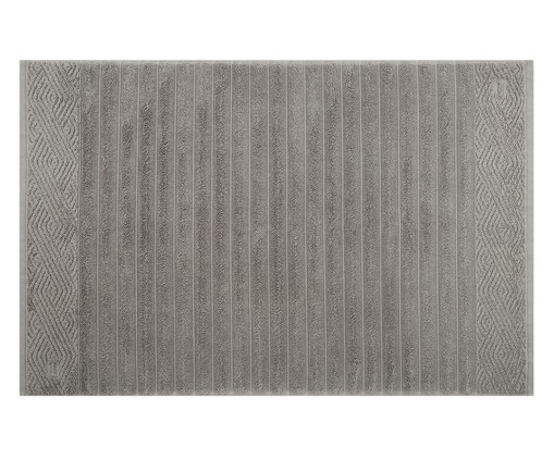 Toalha de Piso Ondulato 720 g/m² - Cinza, Cinza, Colorido | WestwingNow
