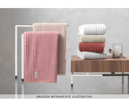 Jogo de Toalhas Imperiale 540 g/m² - Rosa | WestwingNow
