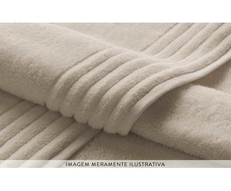 Jogo de Toalhas Imperiale Branco e Gelo - 540 g/m² | WestwingNow