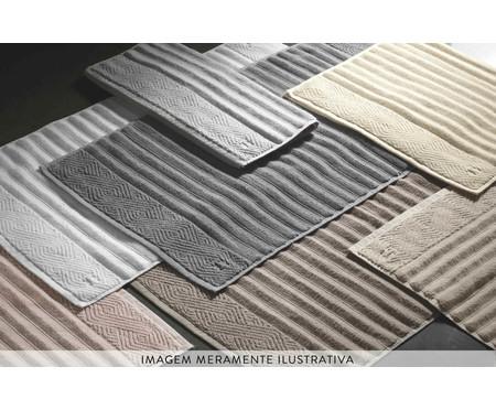 Toalha de Piso Ondulato 720 g/m² - Marrom Terracota | WestwingNow