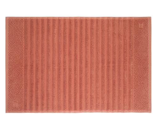 Toalha de Piso Ondulato 720 g/m² - Marrom Terracota, Terracota | WestwingNow