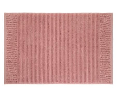 Toalha de Piso Ondulato 720g - Rosa | WestwingNow