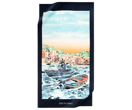 Toalha de Praia Levanzo - 470 g/m², Azul | WestwingNow