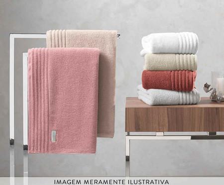 Toalha de Rosto Imperiale Branca - 540 g/m² | WestwingNow