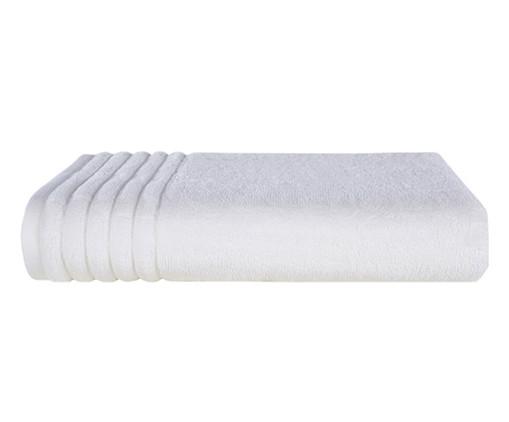 Toalha de Banho em Algodão Imperiale 540 g/m² - Branca, Branco | WestwingNow