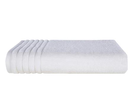 Toalha de Banho em Algodão Imperiale 540 g/m² - Branca | WestwingNow