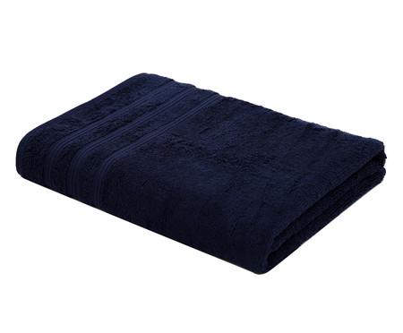 Jogo de Toalhas Bernardi Azul Marinho - 500 g/m² | WestwingNow