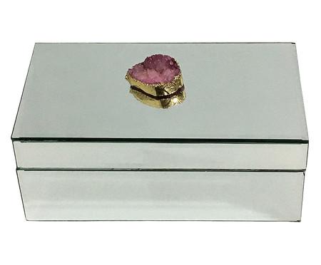 Caixa Decorativa Adele - Espelhada | WestwingNow