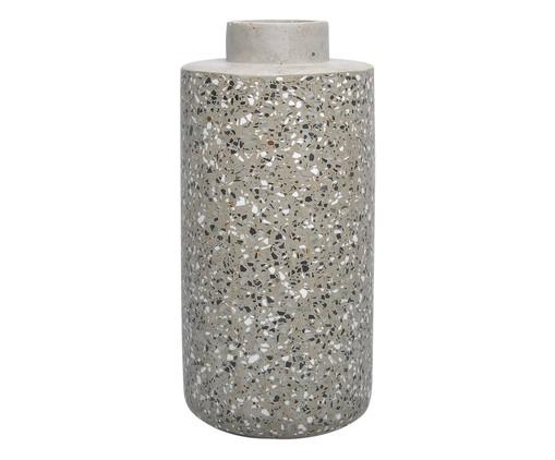 Vaso em Cimento Ibitira - Cinza, Cinza | WestwingNow