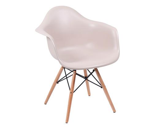 Cadeira de Balanço Finella Wood - Fendi, Bege, Colorido | WestwingNow