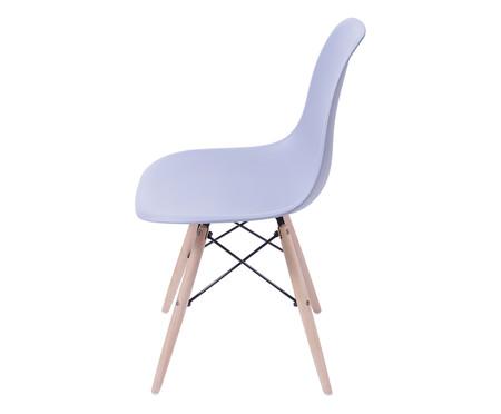 Cadeira Eames Wood - Cinza Gelo | WestwingNow