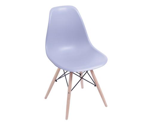 Cadeira Eames Wood - Cinza Gelo, Cinza, Colorido | WestwingNow