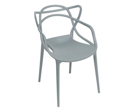 Cadeira Allegra - Cinza | WestwingNow