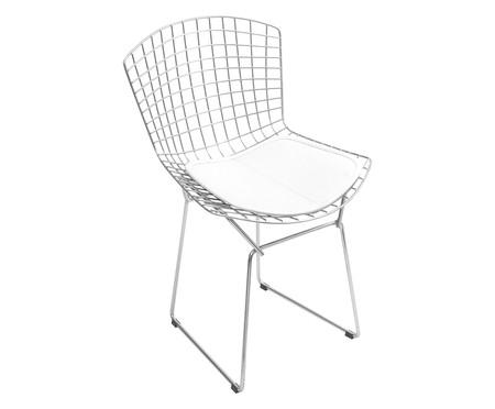 Cadeira Bertoia - Branca | WestwingNow
