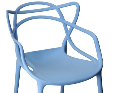 Cadeira Allegra Solna - Azul | WestwingNow