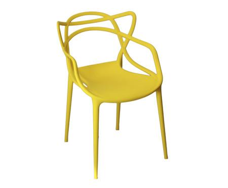 Cadeira Allegra Solna - Amarela | WestwingNow