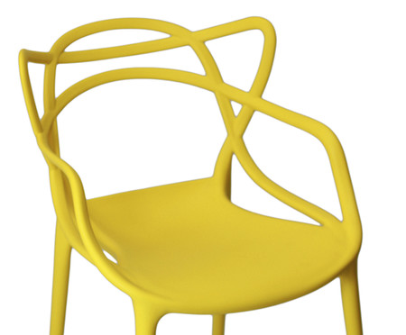 Cadeira Allegra - Amarela | WestwingNow