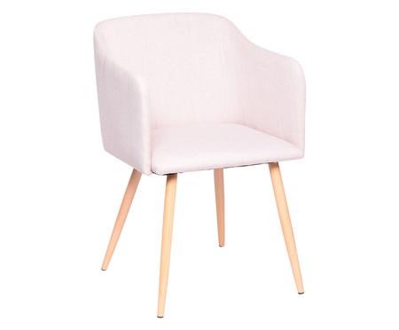 Cadeira Lia - Bege e Natural | WestwingNow