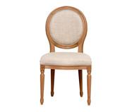 Cadeira Medalhão - Cru | WestwingNow