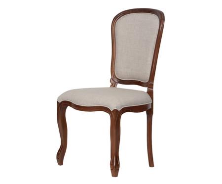 Cadeira Luiz Felipe - Marrom Escuro | WestwingNow