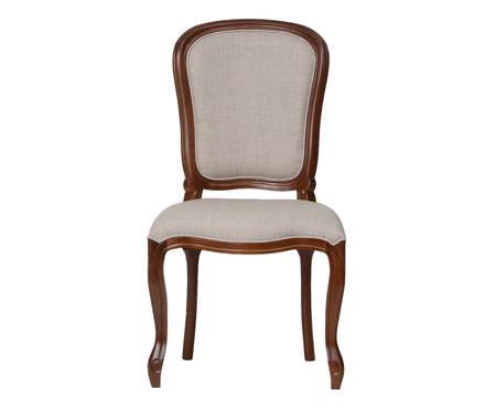 Cadeira de Madeira Luiz Felipe - Marrom Escuro | WestwingNow