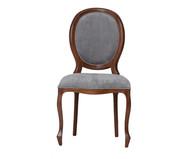 Cadeira Medalhão - Chumbo | WestwingNow
