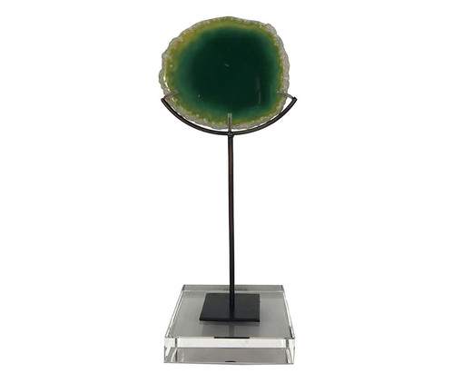 Adorno Lia - Verde e Preto, Verde   WestwingNow