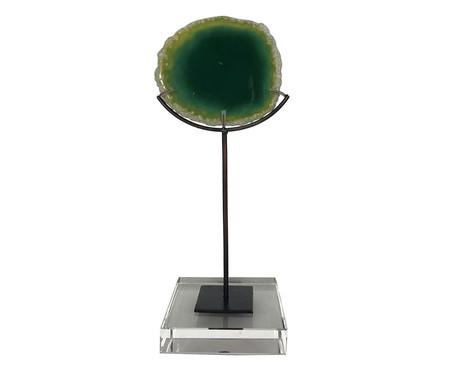 Adorno Lia - Verde e Preto | WestwingNow
