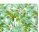 Cabeceira Painel em Linho com Botões West - Verde, Verde, Azul   WestwingNow