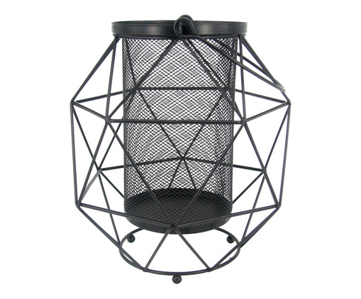 Lanterna Shifra - Preta, Preto | WestwingNow