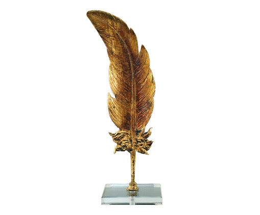 Adorno Flossie - Dourado, Dourado | WestwingNow