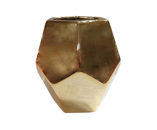 Vaso Paranaguá - Dourado, Dourado | WestwingNow