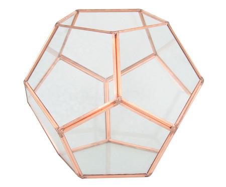 Vaso de Vidro Amana - Rosé | WestwingNow