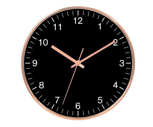 Relógio de Parede Tessa - Preto, Preto   WestwingNow