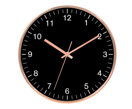 Relógio de Parede Tessa - Preto   WestwingNow