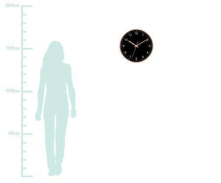 Relógio de Parede Tessa - Preto | WestwingNow