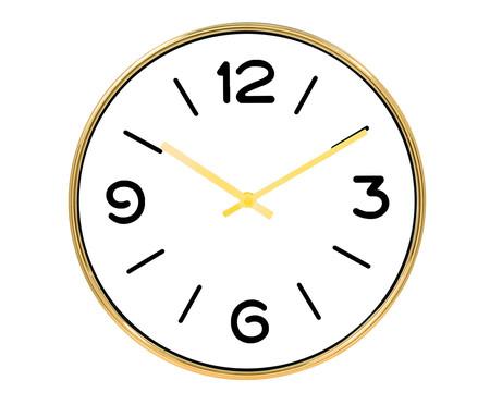 Relógio de Parede Valerie - Dourado | WestwingNow