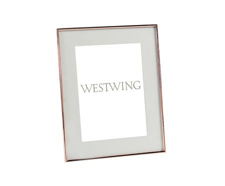 Porta-Retrato Annie - Acobreado | WestwingNow
