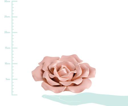 Adorno Rass em Cerâmica - Rosa | WestwingNow