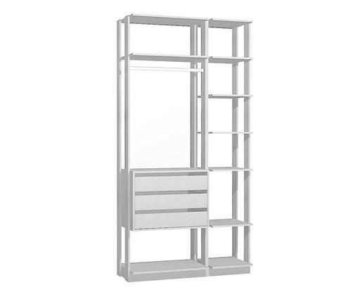 Guarda-Roupa Closet Motta - Branco, Branco | WestwingNow